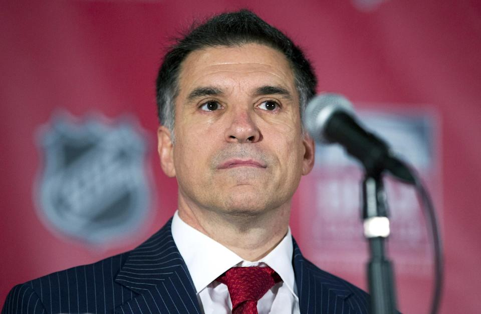 Viola introduced as owner of the Florida Panthers