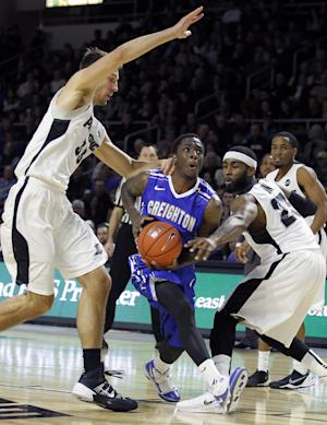 Cotton leads Providence past No. 20 Creighton