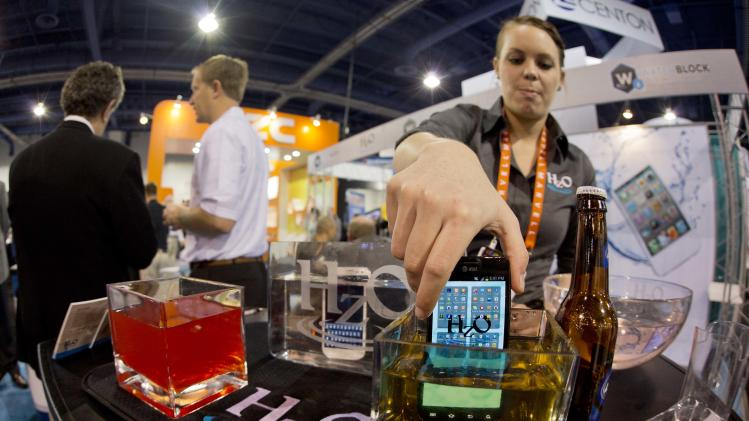 Some details about CES gadget show in Las Vegas