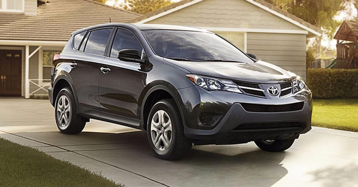 The New Sleek Look RAV4 Part of Summer Sales Event