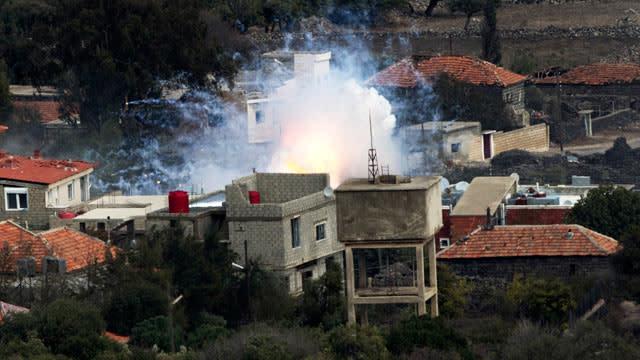 Top Israeli Officials Warn of Retribution