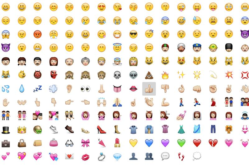 The depth of human expression can be found in the stuffed flatbread emoji