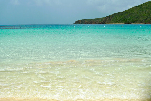 Flamenco Beach, Puerto Rico