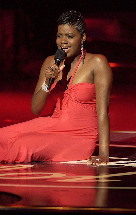 Fantasia Barrino performs …