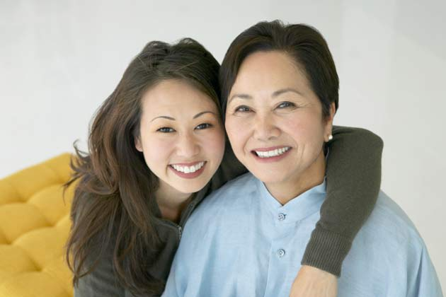 Mother-daughter relationships: which category do you fit into?