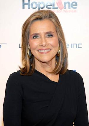 "Meredith Vieira attends a screening of ""Telling Amy's Story"" at 787 Seventh Ave on December 7, 2010 in New York City -- Getty Images"