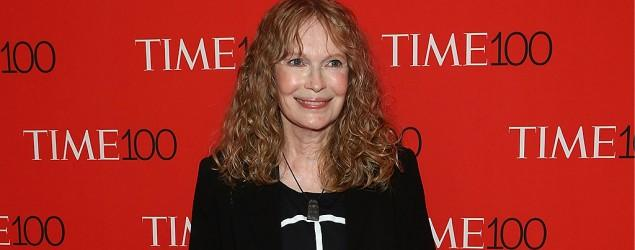 Mia Farrow under fire for lion killer tweet