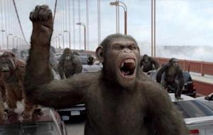 """Rise of the Planet of the Apes"" -- Twentieth Century Fox"