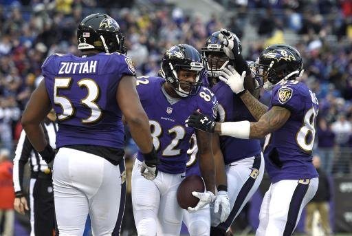 Ravens beat Browns 20-10 to earn playoff berth