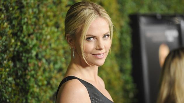 Charlize Theron arrives at the premiere of Paramount Pictures and Mandate Pictures' 'Young Adult' in Beverly Hills, Calif. on December 15, 2011  -- Getty Images
