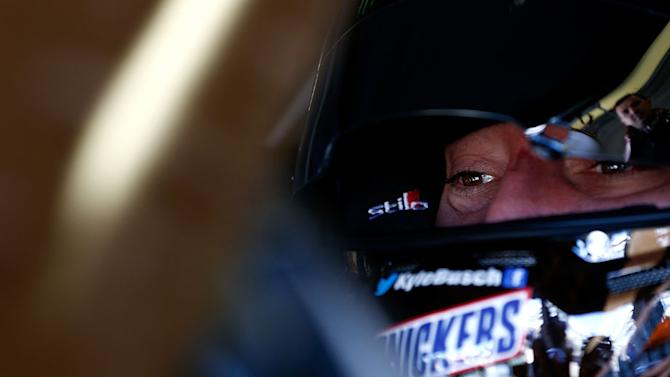Busch in-car: 'Sorry guys; this Chase is on me'