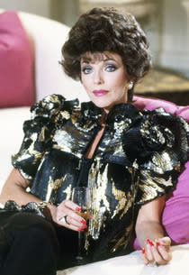 Joan Collins | Photo Credits: ABC Photo Archives/ABC via Getty Images