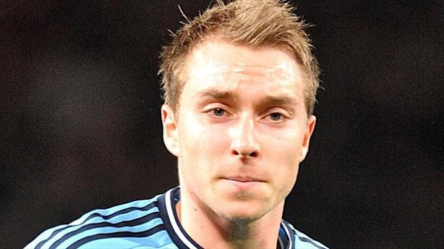 Christian Eriksen caught the eye in his first start for Tottenham