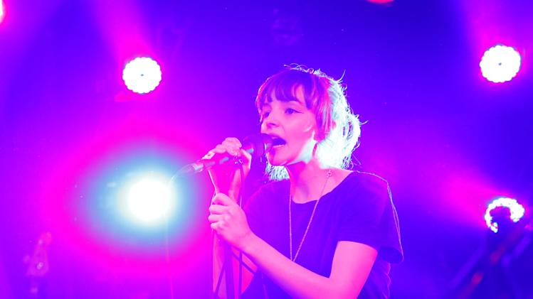 SiriusXM Hosts Private CHVRCHES Concert At The McKittrick Hotel In New York City; Concert To Air On SiriusXM's SiriusXMU Channel