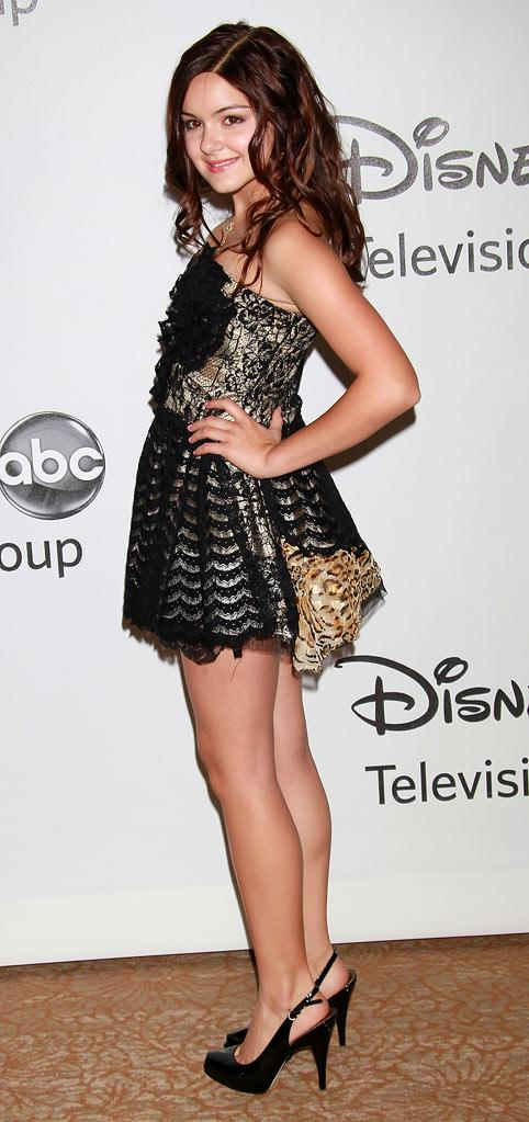 """Modern Family's"" Ariel Winter arrives at the Disney/ABC Television 2010 TCA Summer Press Tour on August 1, 2010 in Beverly Hills, California."