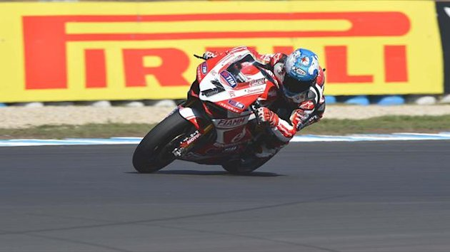 Carlos Checa (World Superbikes)