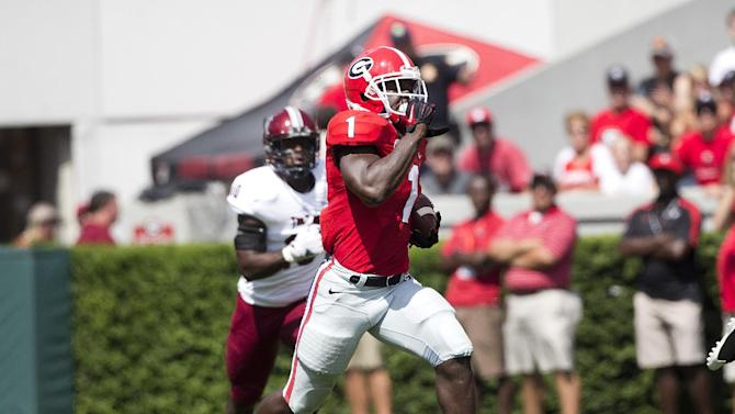 Georgia could stick with run-first philosophy
