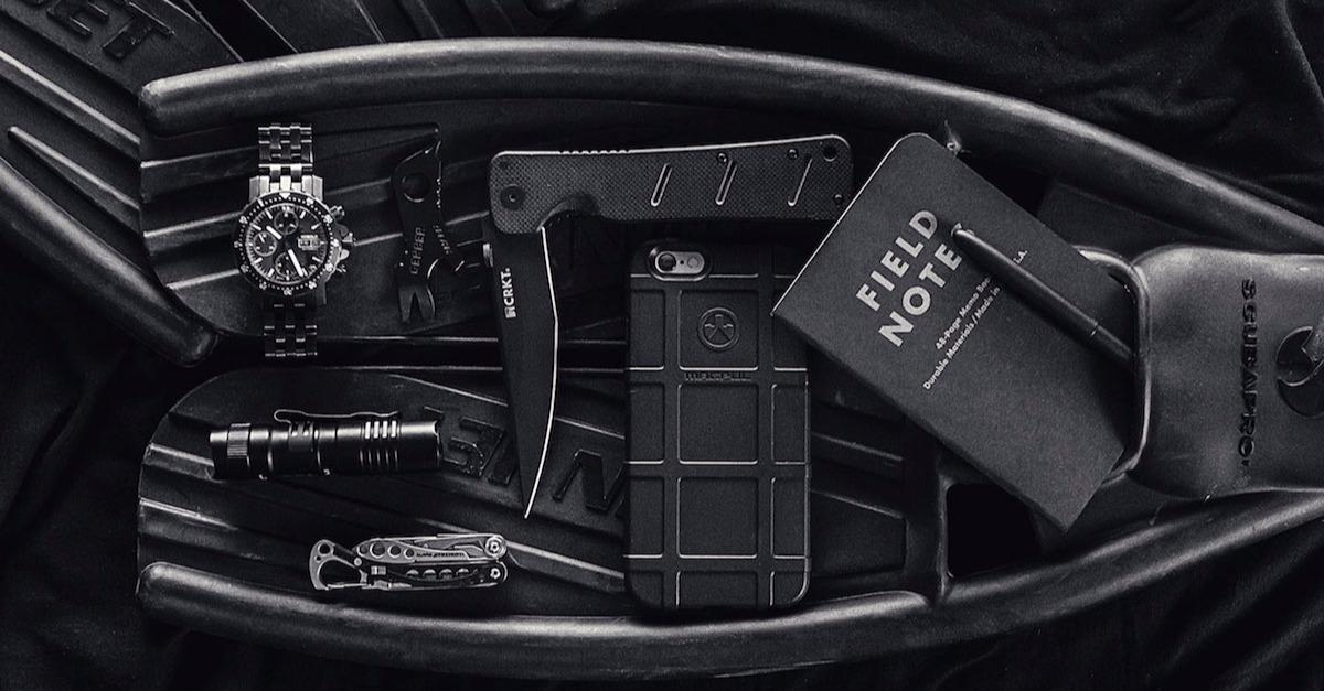 'Every-Day-Carry' Tactical Tools For Guys
