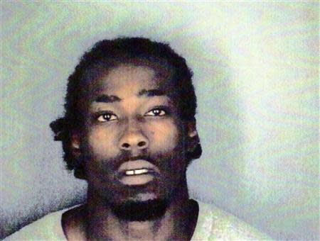 Abraham Pearson, alias Derreck White, is pictured in this undated handout photo provided by Detroit Police Department