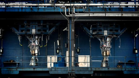 SpaceX's New Rocket Engine Cleared for Private Launches