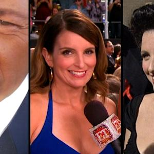 They Said What?! ET's Most Memorable Red Carpet Moments