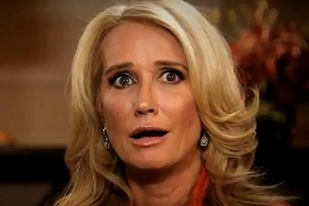 'Real Housewives of Beverly Hills' Star Kim Richards Storms Out of 'Dr. Phil' Interview (Video)