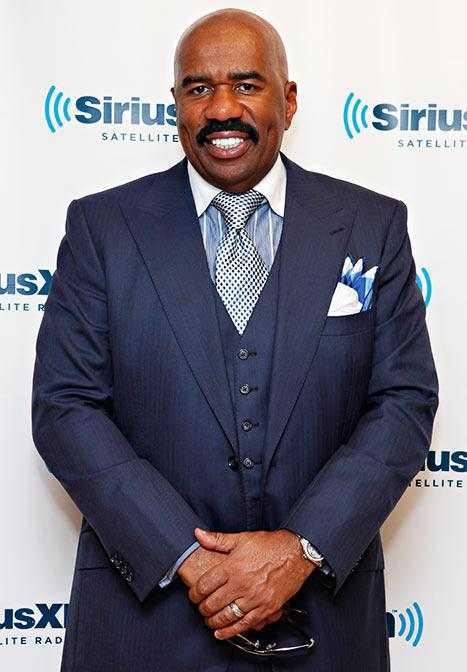 Steve Harvey Cleared of Child Abuse Charges