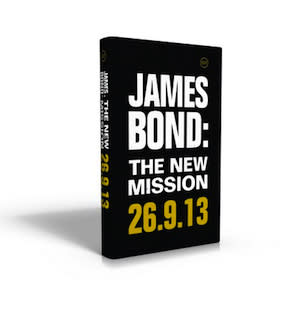 James Bond Returning to the '60s in New Mission, New Novel