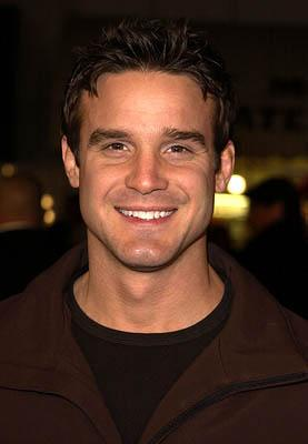 Eddie McClintock at the LA premiere of Miramax's Kate & Leopold