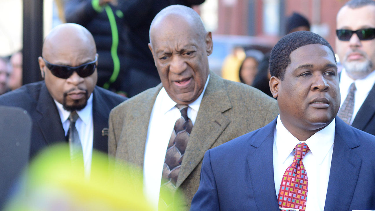 Bill Cosby's Lawyers Push to Get Sexual Assault Case Thrown Out