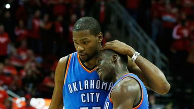 Thunder beat Rockets 103-94 to advance