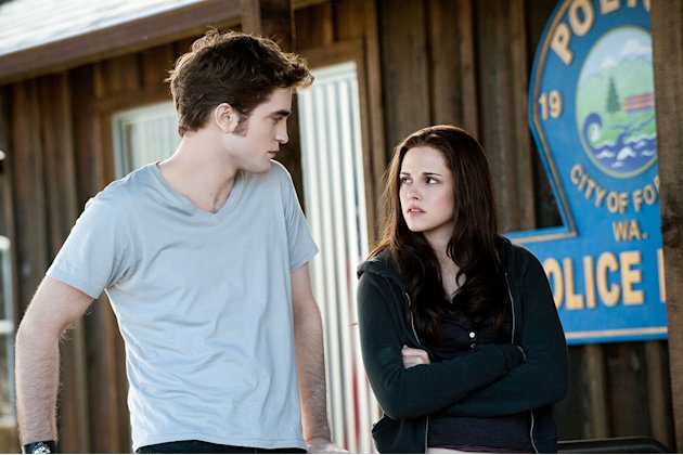 Twilight Saga Eclipse Summit Entertainment 2010 Robert Pattinson Kristen Stewart