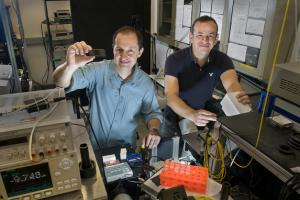 Nanoparticles Help Scientists Tell Left From Right