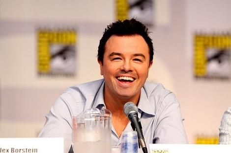 Why Seth MacFarlane will be the greatest 'Saturday Night Live' host...and leader of the free world!