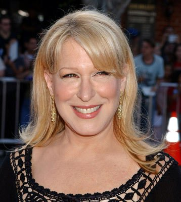Premiere: Bette Midler at the Los Angeles premiere of Paramount's The Stepford Wives - 6/6/2004