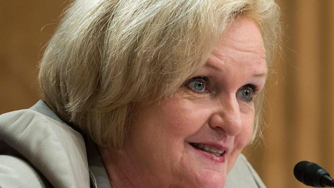 Claire McCaskill: 'I Have Apologized' to the Clintons for 'Gratuitous and Hurtful' Remark