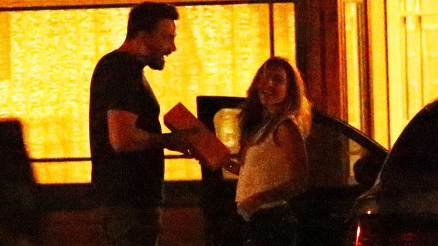 Ben Affleck Meets With Ex-Nanny: See the Pic That Sparked the Scandal
