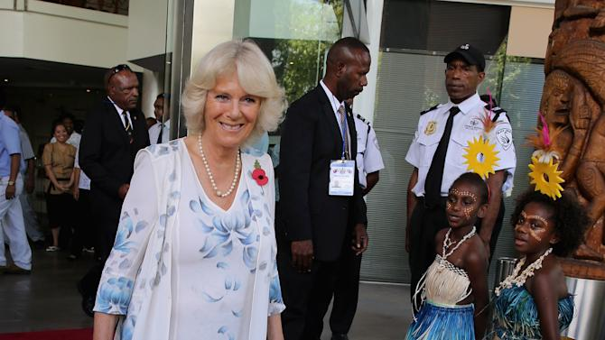 The Prince Of Wales And Duchess Of Cornwall Visit Papua New Guinea - Day 3