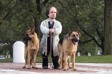 Peter Dinklage in Walt Disney Pictures' Underdog