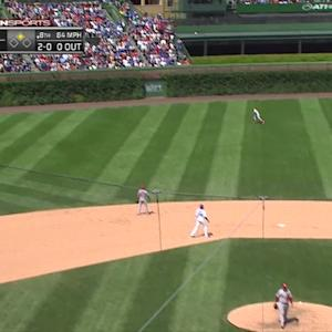 Rizzo's two-run homer