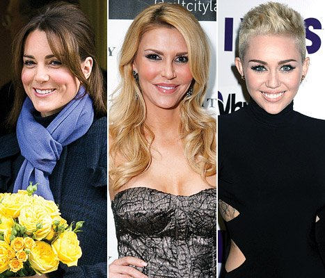Kate Middleton Shops for Maternity Clothes, Brandi Glanville Reveals Plastic Surgery Revenge: Top 5 Stories of Today