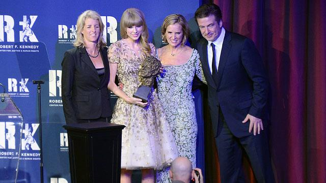The Kennedys Honor Taylor Swift