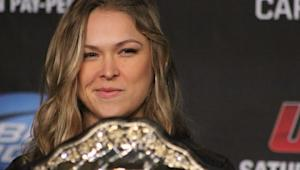UFC Champ Ronda Rousey Wants a Chance to Beat Bethe Correia