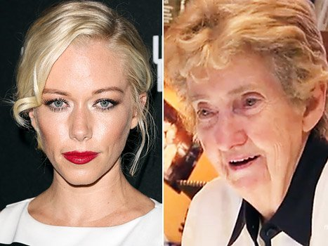 Kendra Wilkinson Mourns Mary O&#39;Connor, Hugh Hefner&#39;s Secretary, in Sweet Obituary