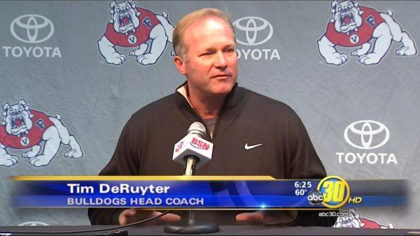 DeRuyter Shoots Down Prospective Coaching Overtures