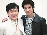 "Jackie Chan: ""I met Leehom's girlfriend"""