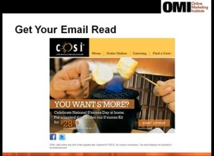 5 Tips for Effective Email Copy image email design exampleB