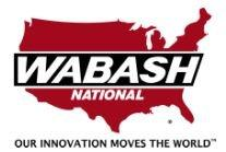 Wabash National Builds 500,000th DuraPlate(R) Van