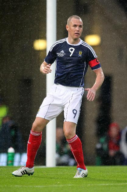Kenny Miller, pictured, has welcomed Steven Fletcher back into the Scotland squad