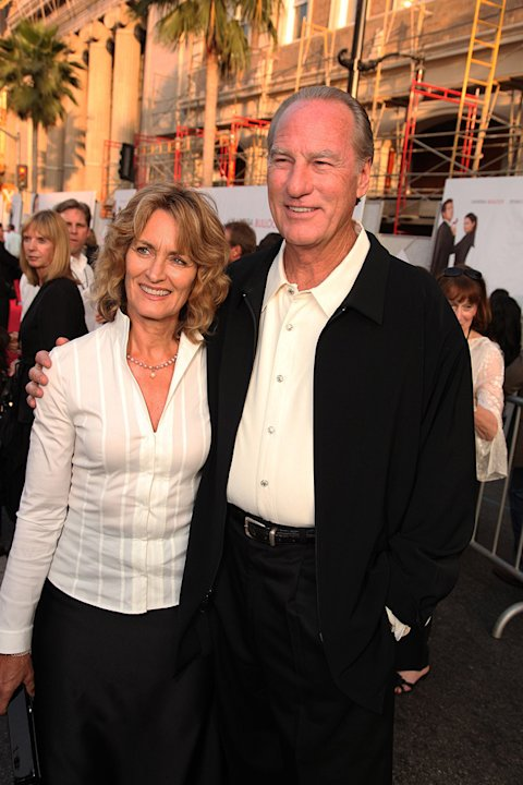 The Proposal LA Premiere 2009 Craig T. Nelson